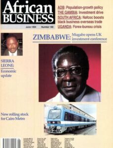 African Business English Edition – June 1994