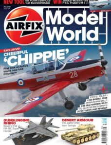 Airfix Model World – Issue 126 – May 2021