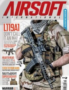 Airsoft International – Volume 11 Issue 10 – 22 January 2016