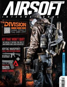 Airsoft International – Volume 11 Issue 13 – 14 April 2016