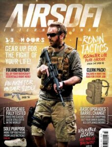 Airsoft International – Volume 12 Issue 3 – 14 July 2016