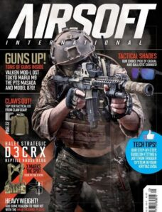 Airsoft International – Volume 12 Issue 5 – 1 September 2016