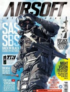 Airsoft International – Volume 12 Issue 6 – 29 September 2016