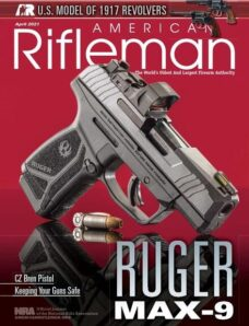 American Rifleman – April 2021