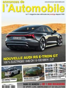 Annonces Automobile – Avril 2021