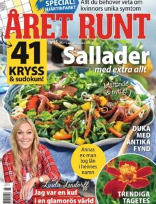 aret Runt – 08 april 2021