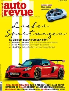 Autorevue – April 2021