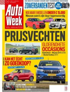 AutoWeek Netherlands – 07 april 2021