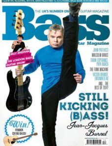Bass Player – Issue 112 – January 2015