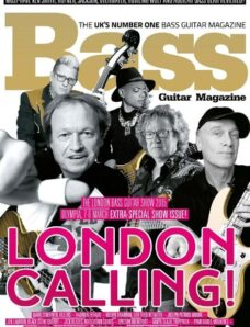 Bass Player – Issue 114 – Show Special 2015