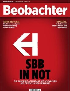 Beobachter – 09 April 2021