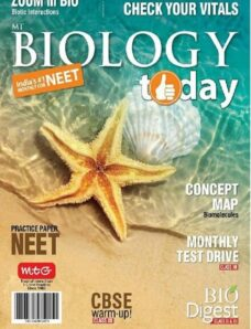 Biology Today – April 2021