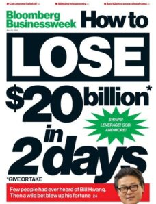 Bloomberg Businessweek Asia Edition – 12 April 2021