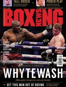 Boxing News – 01 April 2021