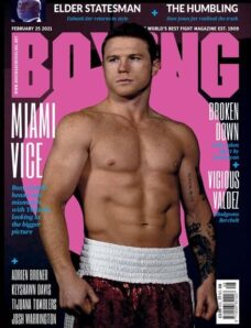 Boxing News – February 25, 2021