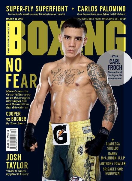 Boxing News – March 11, 2021