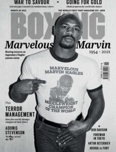 Boxing News – March 18, 2021