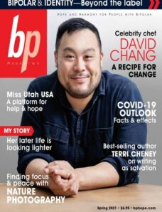 bp Magazine for Bipolar – April 2021