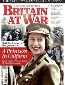 Britain at War – Issue 168 – April 2021