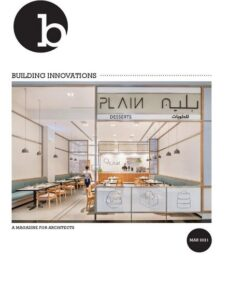 Building Innovations – March 2021