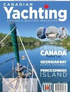 Canadian Yachting – April 2021