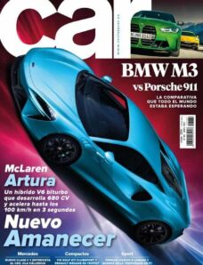 Car Espana – abril 2021