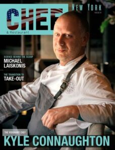 Chef & Restaurant New York – Issue 8 – 2 July 2020