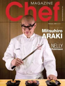 Chef & Restaurant UK – February 2018