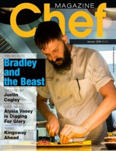Chef & Restaurant UK – January 2018