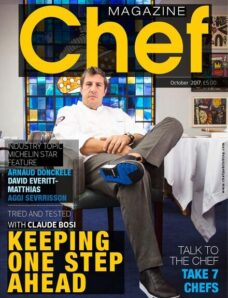 Chef & Restaurant UK – October 2017