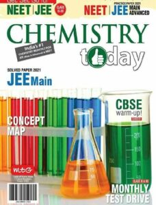 Chemistry Today – April 2021