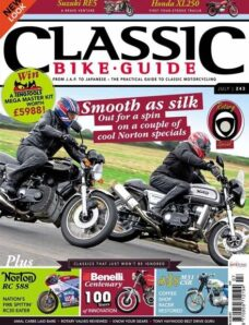 Classic Bike Guide – Issue 243 – July 2011