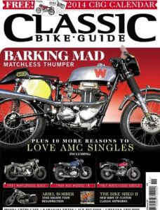 Classic Bike Guide – Issue 271 – November 2013