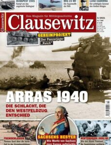 Clausewitz – April 2021