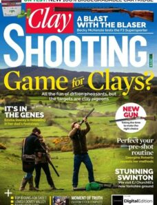 Clay Shooting – October 2020