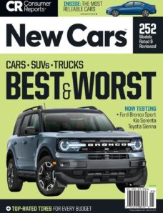 Consumer Reports New Cars – June 2021