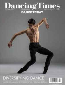 Dancing Times – Issue 1328 – April 2021