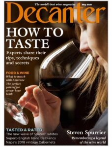 Decanter UK – May 2021