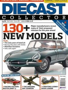 Diecast Collector – Issue 282 – April 2021