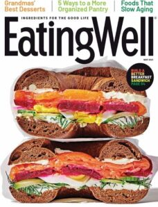EatingWell – May-June 2021