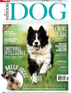Edition Dog – Issue 1 – 25 October 2018