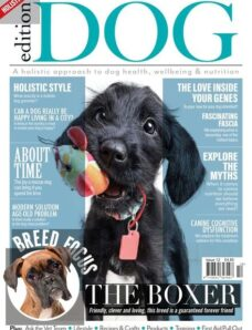 Edition Dog – Issue 12 – 26 September 2019