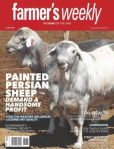 Farmer's Weekly – 16 April 2021