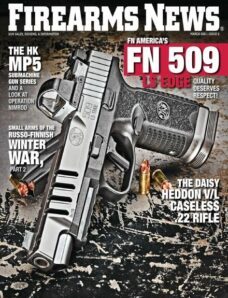 Firearms News – 05 March 2021
