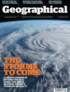 Geographical – March 2021