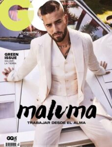GQ Latinoamerica – abril 2021