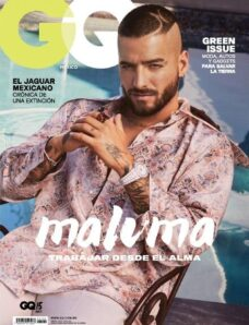 GQ Mexico – abril 2021