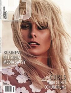 Hairdressers Journal – July 2016