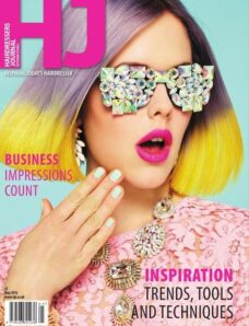 Hairdressers Journal – May 2016