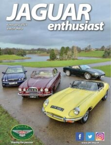 Jaguar Enthusiast – February 2021